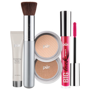 PÜR Best Seller Kit -setti, Golden Medium