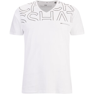 Camiseta Crosshatch Bellatrix - Hombre - Blanco