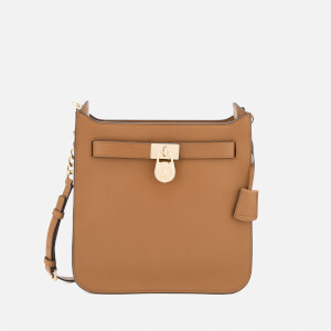 MICHAEL MICHAEL KORS Women's Hamilton Medium North South Messenger Bag - Acorn