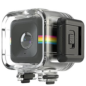 Polaroid Waterproof Shockproof Case for Cube Action Camera