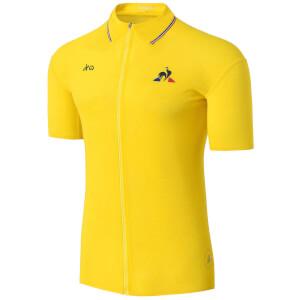 Le Coq Sportif TDF Signature Merino Jersey - Yellow