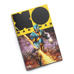 X-O Manowar Volume 1: Soldier - Exclusive Cover Variant