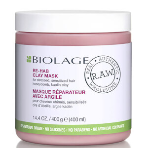 Biolage R.A.W. Re-Hab Mask 400ml