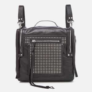 McQ Alexander McQueen Women's Convertible Box Bag - Black