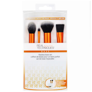 Kit de brochas Flawless Base de Real Techniques