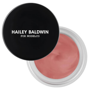 Hailey Baldwin for ModelCo Kiss Pot Rose Lip Balm -huulivoide