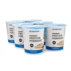 Protein Porridge Pots - Chocolate, 6 x 70g
