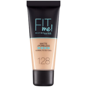 Maybelline Fit Me Matte & Poreless Foundation 30ml (Various Shades)