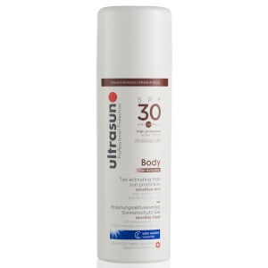 Ultrasun Tan Activator for Body SPF30 150 ml