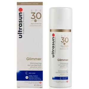 Ultrasun Glimmer Lotion SPF30 150ml: Image 2