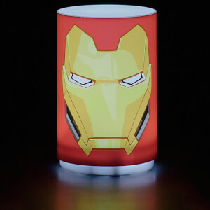 Veilleuse Marvel Avengers - Iron Man (Rouge)
