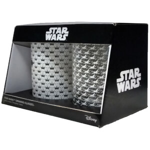 Verre Star Wars - Lot de 2