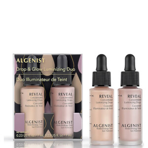 ALGENIST Drop and Glow illuminante concentrato Duo 7 ml