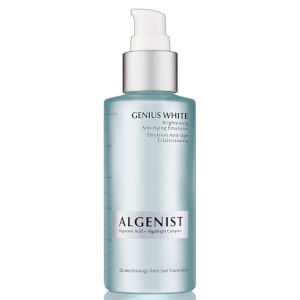 ALGENIST Genius White emulsione illuminante anti-età 100 ml
