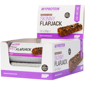 Active Women Skinny Flapjacks szelet