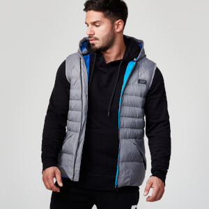Myprotein Men's Heavyweight Puffa Gilet