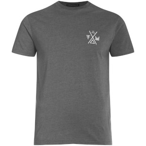Friend or Faux Men's Palasade T-Shirt - Grey