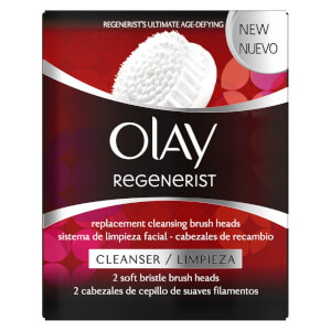 Olay Regenerist Replacement Cleansing Brush Heads 2's