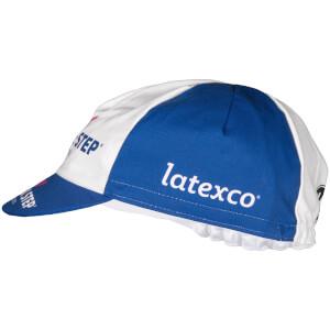 Quick-Step Cotton Cap - Blue/White
