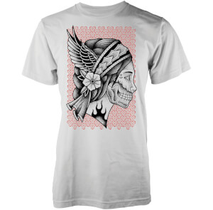 Abandon Ship Men's Jane Doe T-Shirt - White