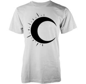 Camiseta Abandon Ship Bleeding Moon - Hombre - Blanco