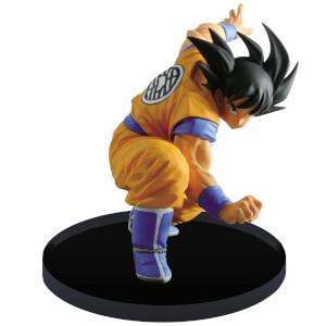 Banpresto Dragon Ball Z Scultures Big Budoukai 7 Vol.4 Figure Collection - Son Goku