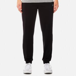 BOSS Hugo Boss Men's Cuffed Long Pants - Black