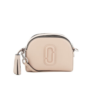 Marc Jacobs Women's Shutter Cross Body Bag - Pale Pink