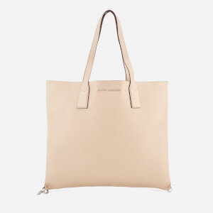 Marc Jacobs Women's The Wingman Soft Tote Bag - Buff/Multi