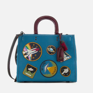 Coach 1941 Women's Space Patches Rogue Bag - River