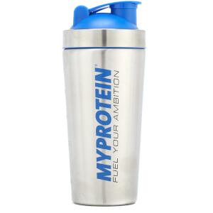 Металлический шейкер Myprotein