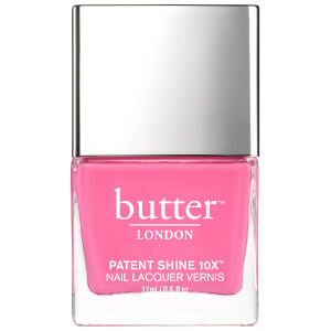 Esmalte de uñas Patent Shine 10X de butter LONDON Sweets 11 ml