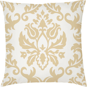 Royal Cushion - White (45 x 45cm)