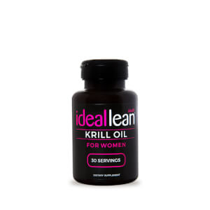 IdealLean Krill Oil - 30 Servings