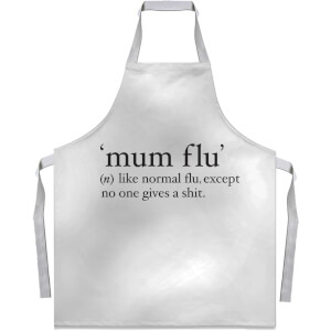 Tablier Mum Flu