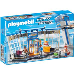 Playmobil City-Flughafen mit Tower (5338)