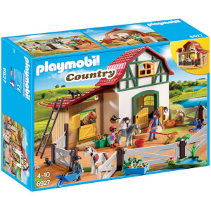 PLAYMOBIL Country: Granja de ponis (6927)