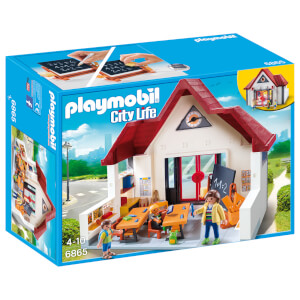 PLAYMOBIL City Life: Colegio (6865)