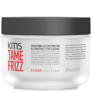 Reconstructor alisador Tame Frizz de KMS 200 ml