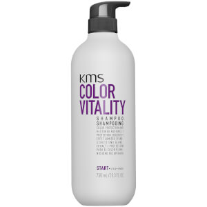 KMS Colour Vitality Shampoo 750ml