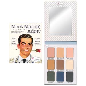 theBalm Meet Matt(e) Ador Eyeshadow Palette(더밤 미트 매트 아도르 아이섀도우 팔레트)