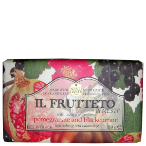 Nesti Dante Il Frutteto Pomegranate and Blackcurrant Soap 250 g