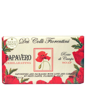 Nesti Dante Dei Colli Fiorentini Poppy Soap mydło toaletowe 250 g