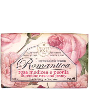 Nesti Dante Romantica Rose and Peony Soap 250 g