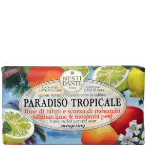 Nesti Dante Paradiso Tropicale Tahitian Lime and Mosambi Peel Soap 250 g