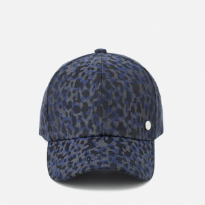 PS by Paul Smith Men's Camo Baseball Cap - Black
