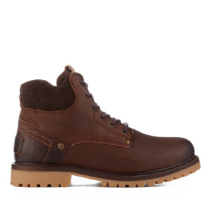 Wrangler Men's Yuma Lace Up Boots - Dark Brown