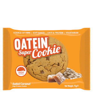 Oatein Salted Caramel Super Cookie
