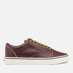 Vans Men's Old Skool Ground Breaker Trainers - Rum Raisin/Marshmallow