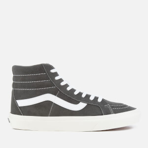 Vans Men's Sk8-Hi Reissue Retro Sport Hi-Top Trainers - Gunmetal